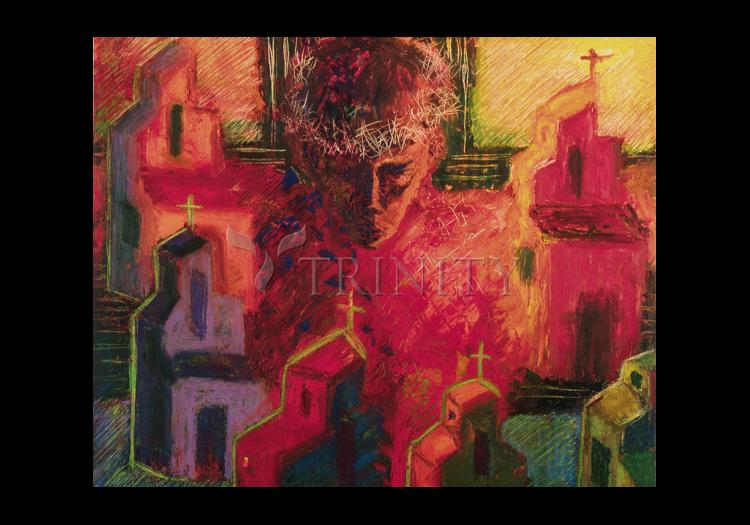Holy Card - Divine Love by B. Gilroy