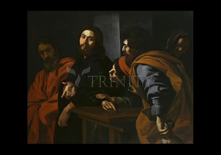 Holy Card - Calling of St. Matthew by Museum Art