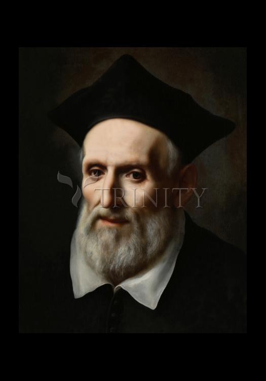 Holy Card - St. Philip Neri by Museum Art