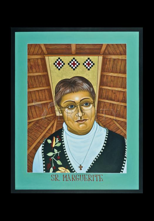Holy Card - Sr. Marguerite Bartz by L. Williams