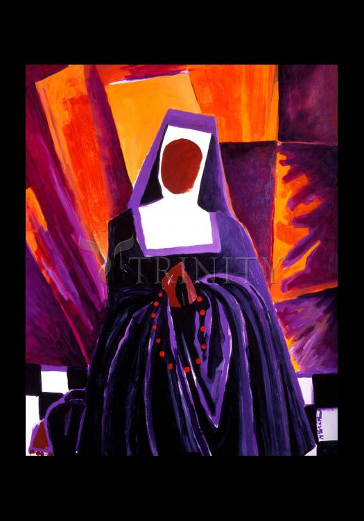 Holy Card - Sr. Thea Bowman: Give Me That Old Time Religion by M. McGrath