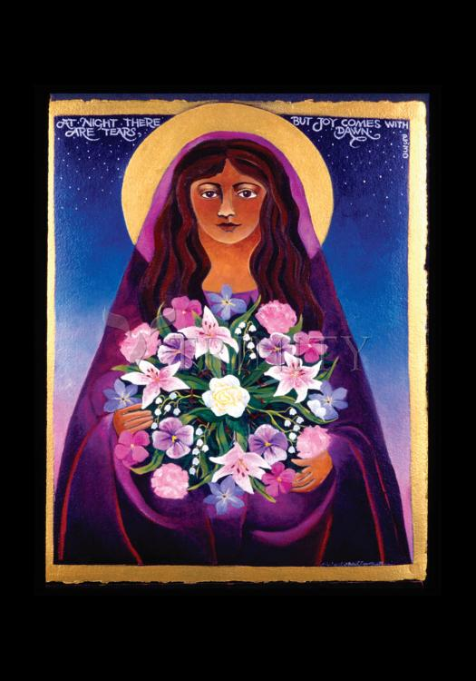 Holy Card - St. Mary Magdalene by M. McGrath