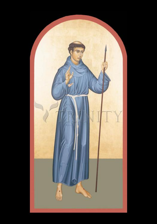 Holy Card - St. Philip of Jesus by R. Lentz