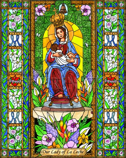 Our Lady of the Milk by Brenda Nippert