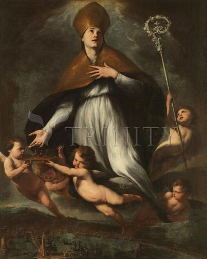 Ascension of St. Gennaro - Museum Religious Art Classics