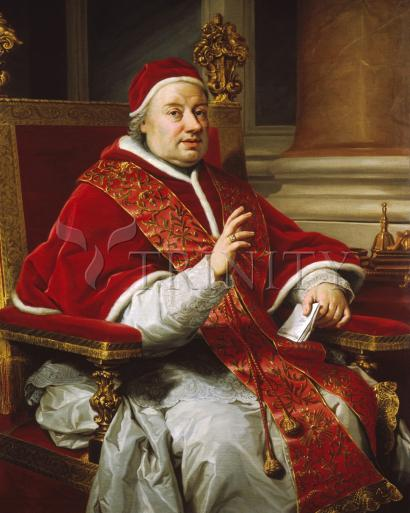 Pope Clement XIII - Museum Religious Art Classics