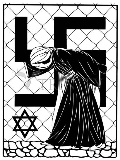Our Lady of Auschwitz by Dan Paulos