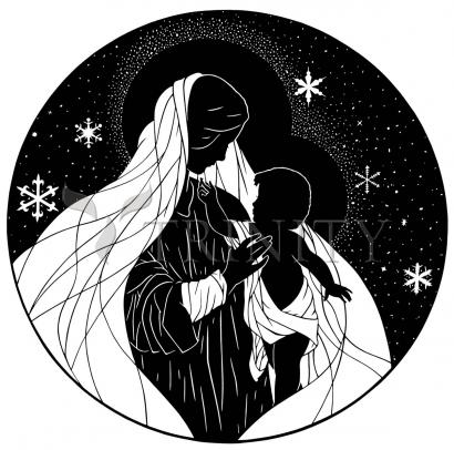 Our Lady of the Snows   by Dan Paulos
