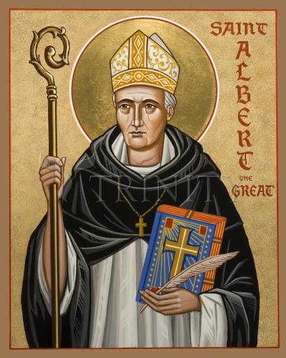St. Albert the Great by Joan Cole