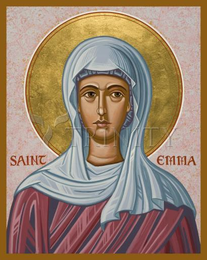 St. Emma by Joan Cole