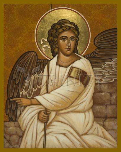 Resurrection Angel by Joan Cole