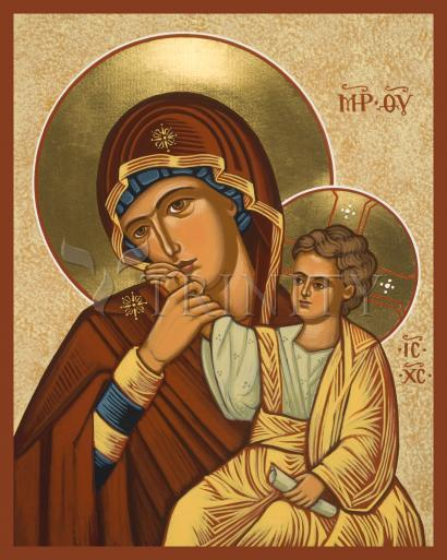 Virgin of Consolation by Joan Cole