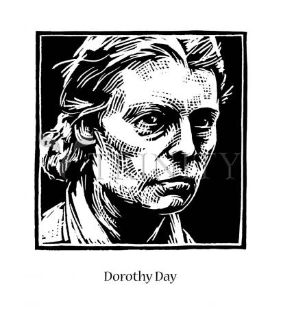 Dorothy Day by Julie Lonneman
