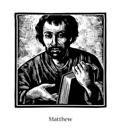 St. Matthew by Julie Lonneman