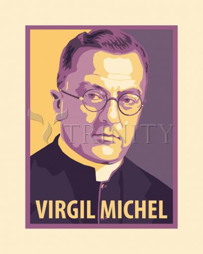Virgil Michel by Julie Lonneman