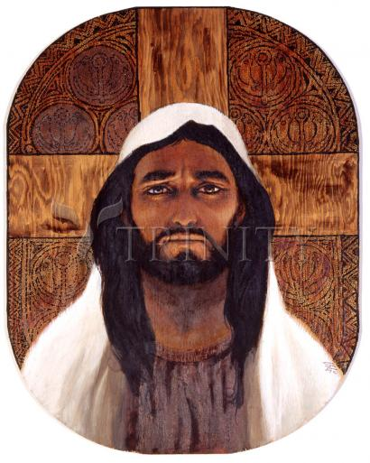 Jesus by Louis Glanzman