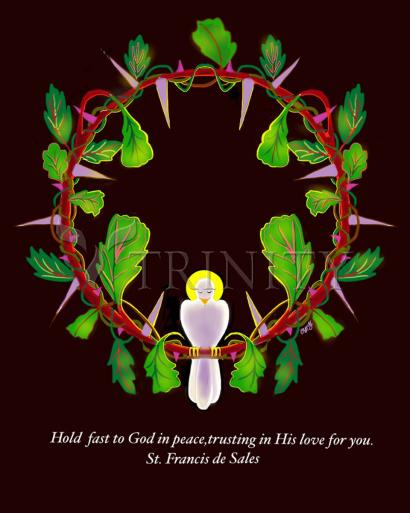 Hold Fast to God by Br. Mickey McGrath, OSFS