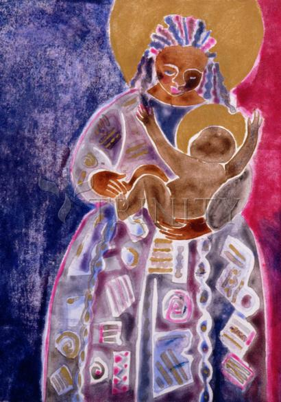 Mother and Son by Br. Mickey McGrath, OSFS