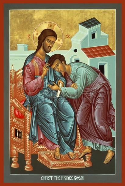 Christ the Bridegroom by Br. Robert Lentz, OFM