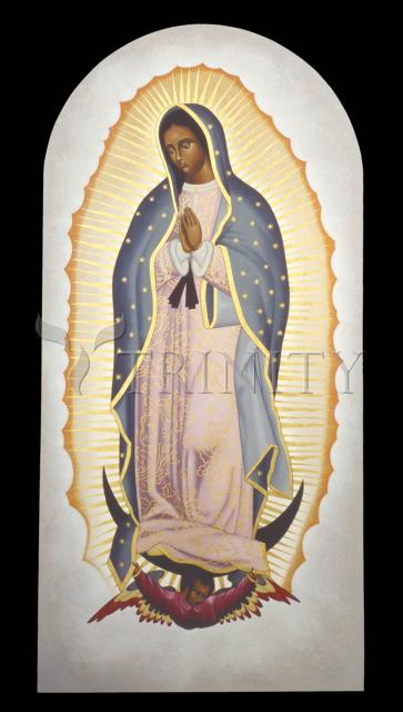 Our Lady of Guadalupe by Br. Robert Lentz, OFM