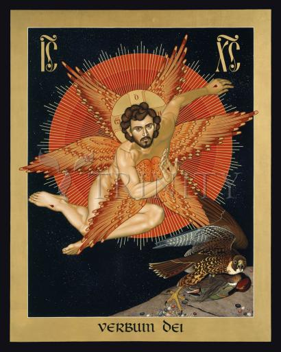 The Seraphic Christ by Br. Robert Lentz, OFM