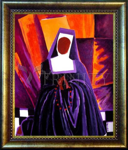 Desk Frame Bronze - Sr. Thea Bowman: Give Me That Old Time Religion by M. McGrath