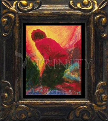 Mini Magnet Frame - Annunciation by B. Gilroy