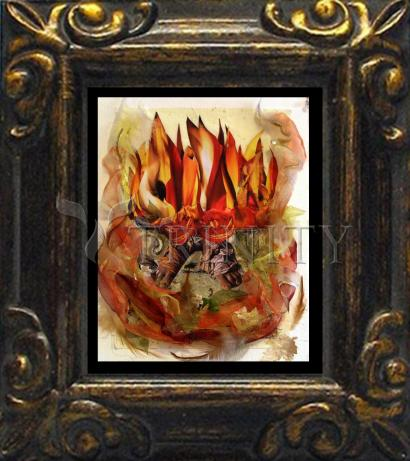 Mini Magnet Frame - Call of Moses by B. Gilroy