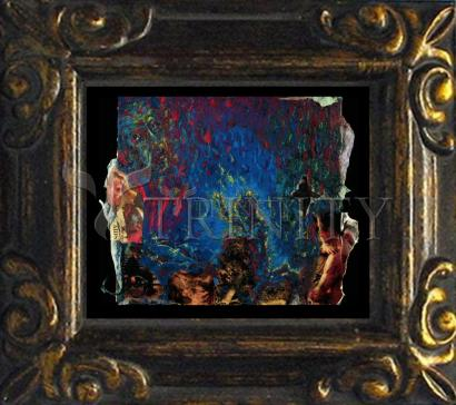 Mini Magnet Frame - In The Garden by B. Gilroy