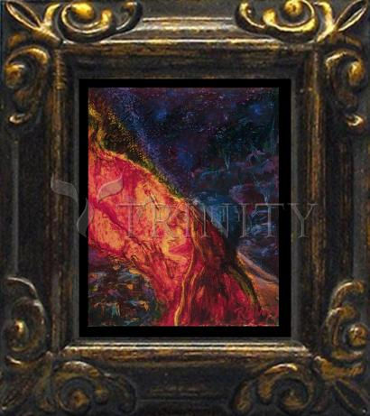 Mini Magnet Frame - St. Mary Magdalene by B. Gilroy