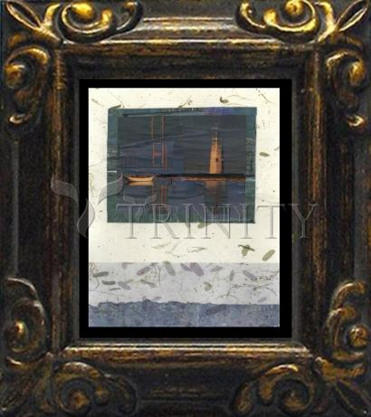 Mini Magnet Frame - Water Reflections by B. Gilroy