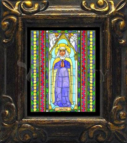 Mini Magnet Frame - St. Ita by B. Nippert