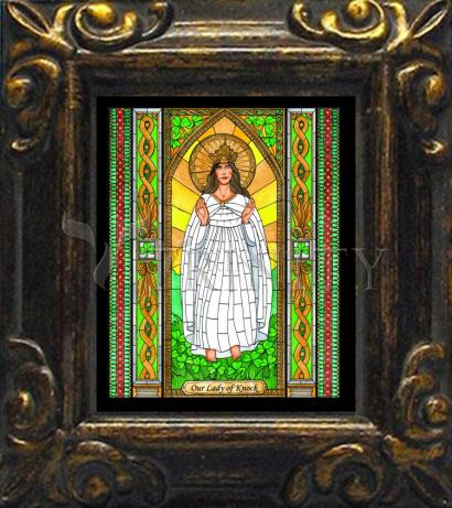 Mini Magnet Frame - Our Lady of Knock by B. Nippert