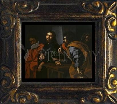 Mini Magnet Frame - Calling of St. Matthew by Museum Art