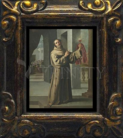 Mini Magnet Frame - St. James of the Marches by Museum Art