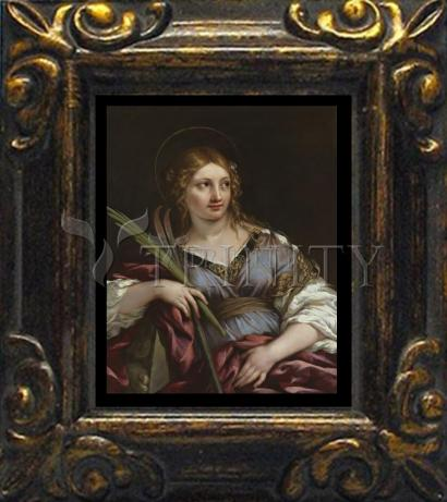 Mini Magnet Frame - St. Martina by Museum Art