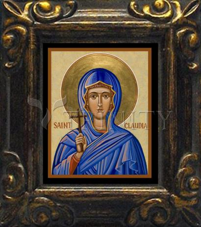 Mini Magnet Frame - St. Claudia by J. Cole