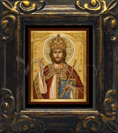 Mini Magnet Frame - Christ the King by J. Cole
