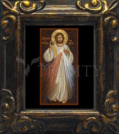 Mini Magnet Frame - Divine Mercy by J. Cole