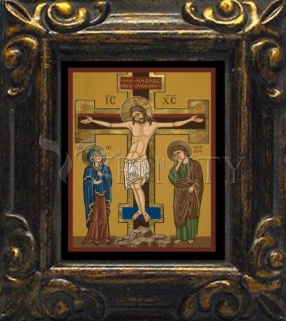 Mini Magnet Frame - Crucifixion by J. Cole