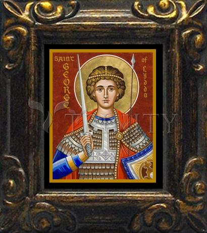 Mini Magnet Frame - St. George of Lydda by J. Cole
