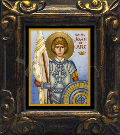 Mini Magnet Frame - St. Joan of Arc by J. Cole