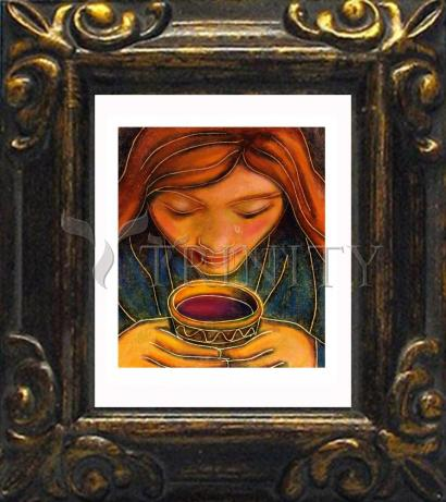 Mini Magnet Frame - Communion Cup by J. Lonneman