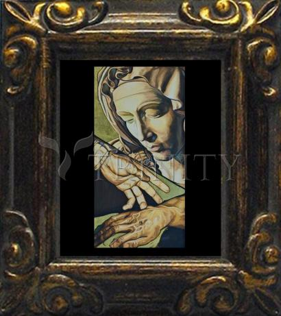 Mini Magnet Frame - A Mother's Love by L. Williams