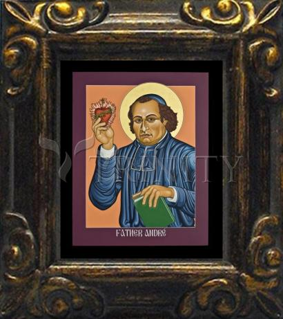 Mini Magnet Frame - Fr. Andre' Coindre by L. Williams