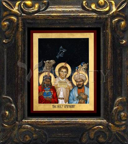 Mini Magnet Frame - Holy Epiphany by L. Williams