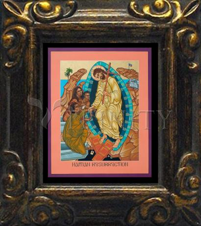 Mini Magnet Frame - Haitian Resurrection by L. Williams