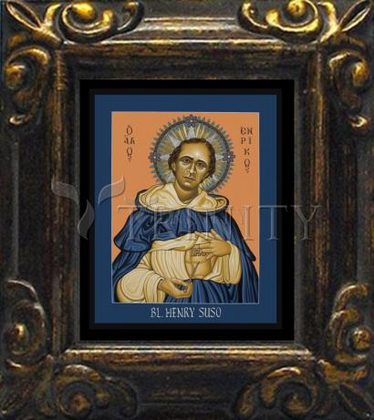 Mini Magnet Frame - Bl. Henry Suso by L. Williams