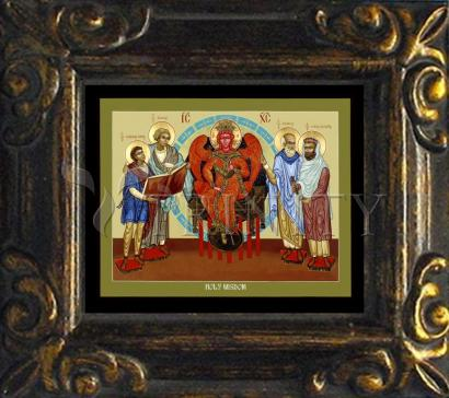 Mini Magnet Frame - Holy Wisdom by L. Williams