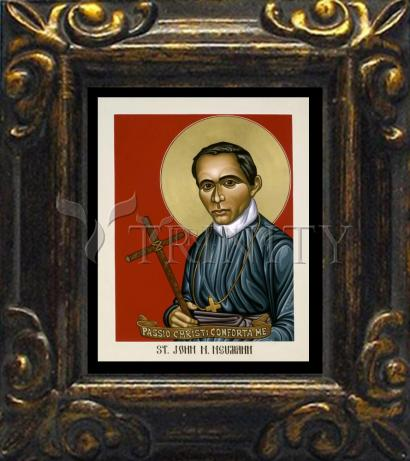 Mini Magnet Frame - St. John Nepomucene Neumann by L. Williams